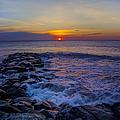 Avalon New Jersey Sunrise by Bill Cannon