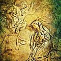 Ave Maria...gratia Plena by Lianne Schneider