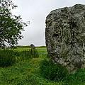 Avebury Megalith by Denise Mazzocco