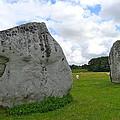 Avebury Megaliths by Denise Mazzocco