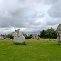 Avebury Stones by Denise Mazzocco