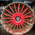 Avery Tractor Tire by Paul Freidlund