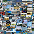 Aviation Collage by Thomas Woolworth