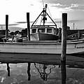 Avon Harbor Bxw 7/26 by Mark Lemmon