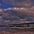 Avon Pier 3 3/04 by Mark Lemmon