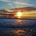 Avon Pier Surfers Paradise 9/08 by Mark Lemmon