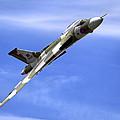 Avro Vulcan B2 Xh558 G-vlcn by Andrew Harker