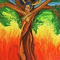 Awakening The Chakra Tree by Jennifer Christenson