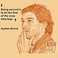 Ayrton by Chris Greenwood