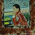 Ayrton Senna by Vidya Vivek