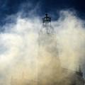 Ayuntamiento In Masclaeta Smoke by For Ninety One Days