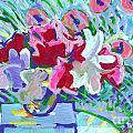 Azaleas by Candace Lovely
