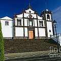 Azorean Church by Gaspar Avila