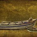 Azorean Fishing Boats by Eduardo Tavares