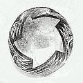 Aztec Bowl by Lovina Wright