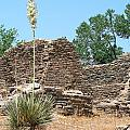 Aztec Ruins National Monument by Laurel Powell