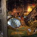 B-17 Ball Turret by David Dufresne
