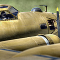 B-17 by David Hart