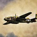 B-25 Georgie's Gal by Peter Chilelli
