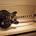 B B King Guitar by Dick Willis