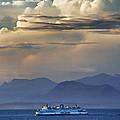 B C Ferries Hdrbt3403-13 by Randy Harris