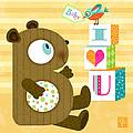B Is For Baby Bear by Valerie Drake Lesiak