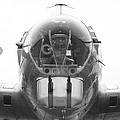 B17 Nose Guns by Thomas Woolworth