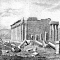 Baalbek Aka Heliopolis, 1845 by British Library