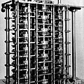 Babbages First Difference Engine by Science Source