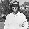 Babe Didrikson Portrait by Underwood Archives
