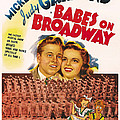 Babes On Broadway, Us Poster Art by Everett