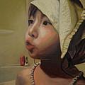 Baby Bath Mama by Thu Nguyen