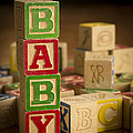 Baby Blocks by Edward Fielding