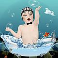 Baby Fun Time by Mark Ashkenazi