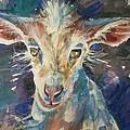 Baby Goat by Dale Jorgensen
