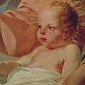 Baby Jesus  by Dotti Hannum