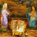 Baby Jesus Silent Night Photo Art by Thomas Woolworth