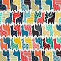Baby Llamas by MGL Meiklejohn Graphics Licensing
