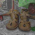 Baby Shoes by Lovina Wright
