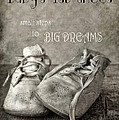 Baby's First Shoes by Jill Battaglia