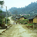 Bac Ha Town by Rick Piper Photography