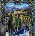 Bacchus Vineyard by Ricardo Chavez-Mendez