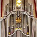 Bach Organ Leipzig by Jenny Setchell