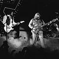 Bachman-turner Overdrive Smokin In Spokane 1976 by Ben Upham
