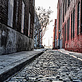 Back Alley by Bill Cannon