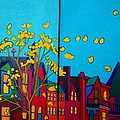 Back Bay Boston by Debra Bretton Robinson