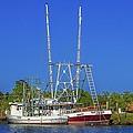 Back Bay Docking by Barry Jones