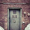 Back Door Alley Way by Edward Fielding