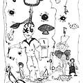 Back Rooms Of My Mind Door 10313 by Michael Mooney
