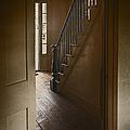 Back Stairway by Margie Hurwich